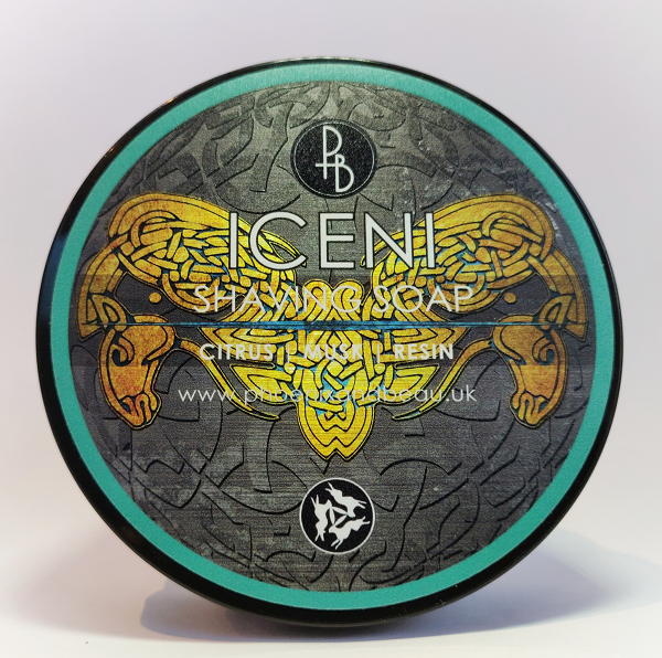 Phoenix and Beau Iceni soap