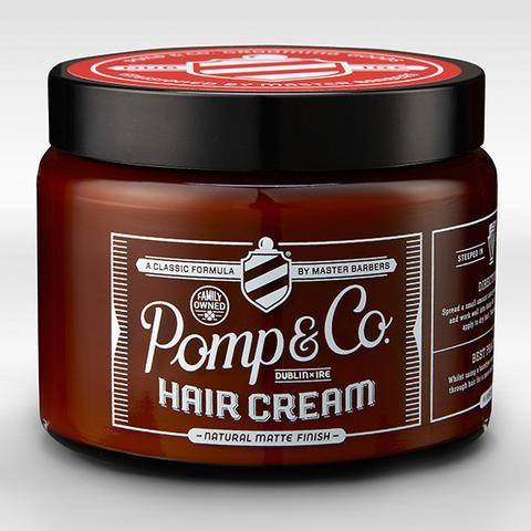Pomp Co Hair Cream Xl For Professional Use Original Toiletries